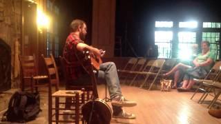 """David Stephens Plays """"banana Pudding"""" During Morningsong"""