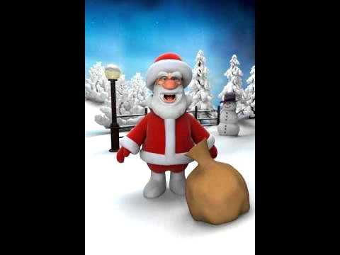 Auguri Di Natale Napoletano.Babbo Natale Napoletano Youtube