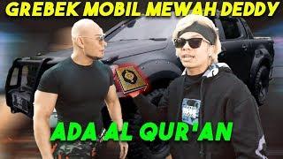 GREBEK MOBIL DEDDY CORBUZIER Ada Al Quran