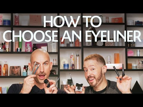 How To: Choose The Best Eyeliner For You   Sephora