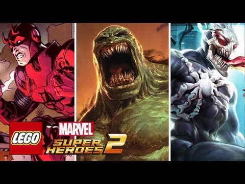 LEGO Marvel Super Heroes 2 - Top 5 Marvel 2099 Characters I'd Like To See