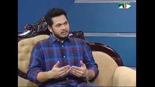 Rupantor - Film Actor Shamrat with Punam Priyam