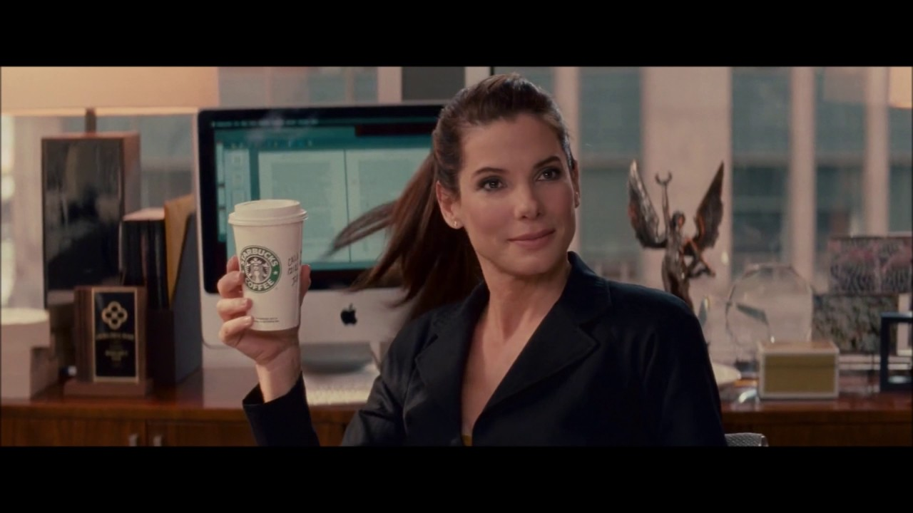 The Sandra Bullock Files 40 The Proposal 2009 Brian