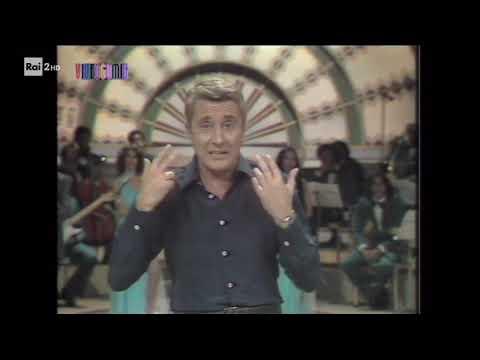 Monologo di Pino Caruso a Secondo Voi (1977)