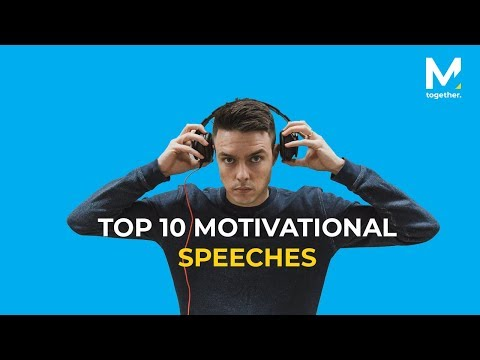 TOP 10 – Most Epic Motivational Speeches Ever (All Time)