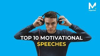 Top 10 - most epic motivational speeches ever (all time)