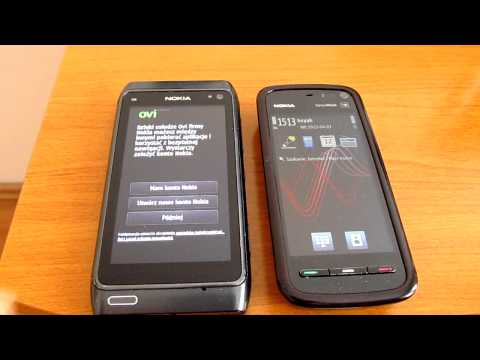 Nokia N8 vs Nokia 5800 xpressMusic