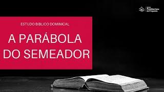Escola Bíblica Dominical - IP Freguesia - 16/08/2020