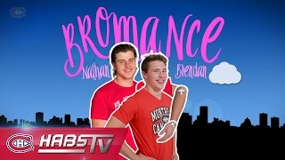 Habs Bromance: Brendan Gallagher and Nathan Beaulieu BEST MOMENTS
