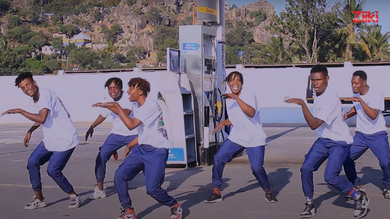 Rich Mavoko --- Nidonoe (Dance Video Part 3)