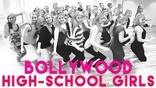 Bollywood Dance for High-school girls in FInland