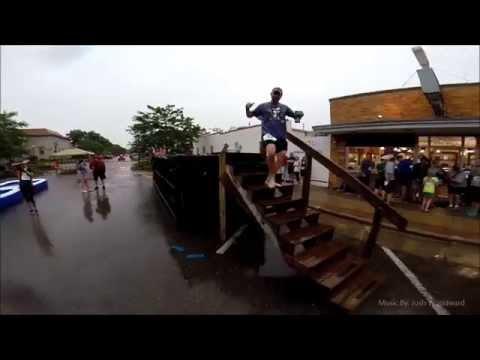World's Shortest Triathlon - Downtown Brookings South Dakota