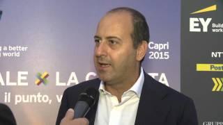Capri 2015   Marco Tarantola, Vice Direttore Generale e Direttore Divisione Retail e Private BNL BNP