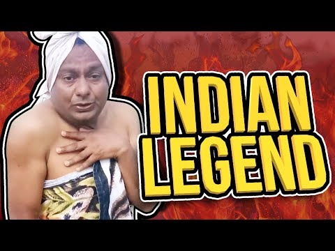 DEEPAK KALAL THE INDIAN LEGEND | RAWKNEE