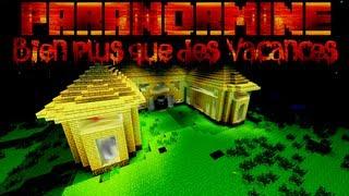 Paranormine 1 - Bien plus que des vacances FR HD - Film Minecraft