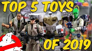 Top 5 Ghostbusters Toys Of 2019!