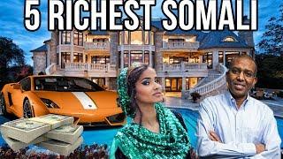 shanta qof ee soomaaliya ugu taajirsan Top 5 richest somali billionaires.