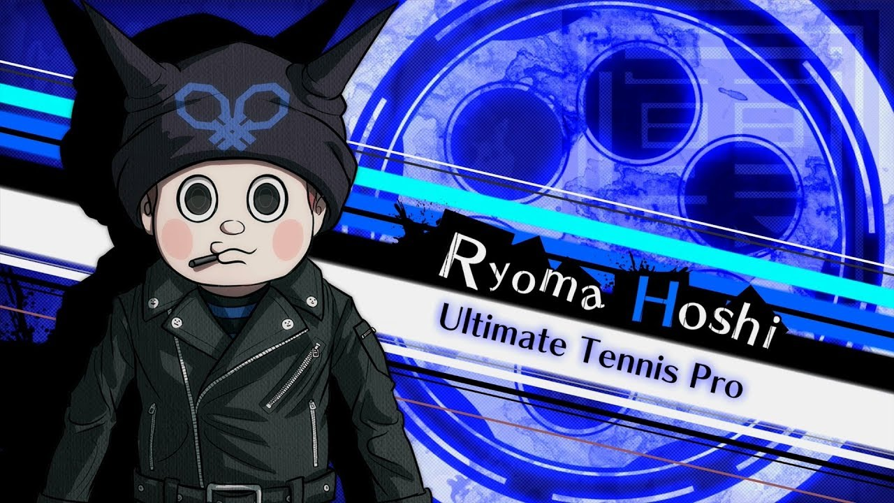 Danganronpa V3 Ryoma Hoshi Free Time Events Youtube Ndrv3 is so good i just started ch 4, kokichi and ryoma r my favorites. danganronpa v3 ryoma hoshi free time events
