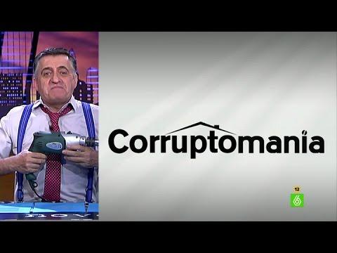 'Corruptomanía' enseña cómo