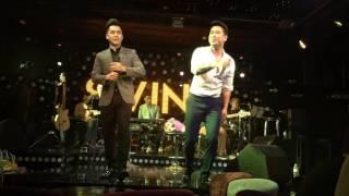 Nợ Em Cả Cuộc Đời | The Men | Live | SWING