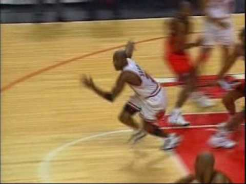 Michael Jordan - Top 10 Buzzer Beaters