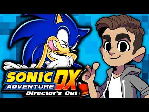 Sonic Adventure DX - Jimmy Whetzel