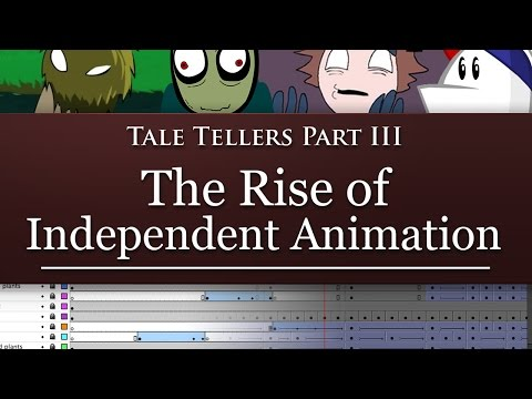 The RISE of INDEPENDENT ANIMATION