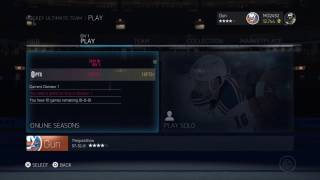 NHL® 15 HUT Div 1 TITLE 2x n last 20 games played!!! Thumbnail