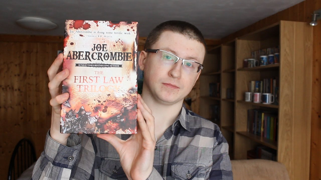 Book Review  The First Law Trilogy By Joe Abercrombie