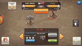 Clash of Clans | 50 vs 50 War | Full Attacks! Best Strategies for War!