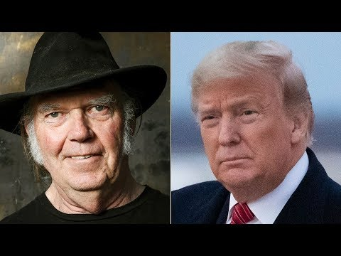 Download Neil Young pens open letter to Trump, updates old song 'Looking For a Leader': 'We got to vote him o