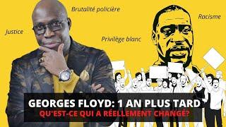 Dr JFA: Georges Floyd, un 1an plus tard🙏🏾, l'homme qui mit fin au racisme en Occident?👀