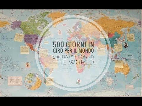 World Wild Tour - Diario di viaggio (Asia, Europa, Africa, U.S.A.)