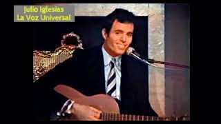 Julio Iglesias Chiquilla color 1970