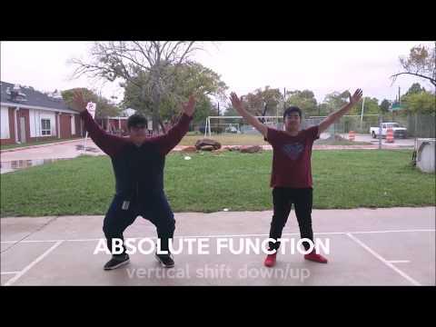 Parent Functions Dance Video - PAP Algebra 2 (Eastwood Academy)
