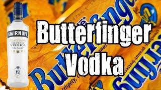 Butterfinger Vodka - Hard Liquor Creations