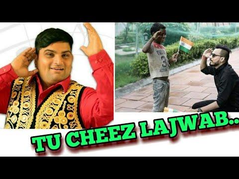 Tu cheez lajawab(Lyrics)|AMIT BHADANA|Punjabi song|RAJU PUNJABI