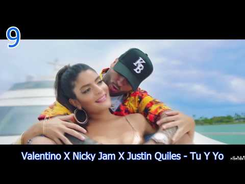 TOP 10 LATIN SONGS  (AUGUST 11, 2018)
