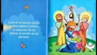 El Credo para niños.