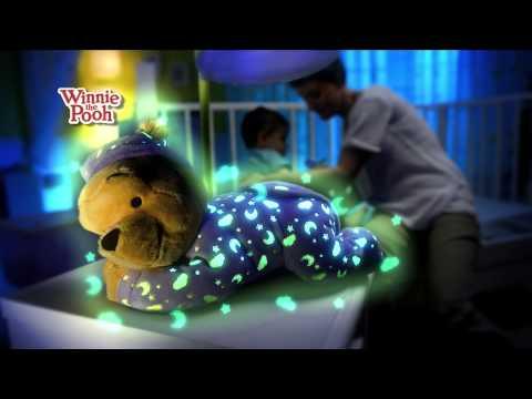 Winnie the Pooh Gute Nacht Bär