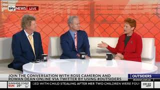 Political Correctness, Climate Change, Citizenship, Controversy & More   Pauline Hanson on Outsiders