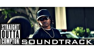 2015 Straight Outta Compton Movie Soundtrack - NWA Oldschool West Coast Rap Beat Instrumental