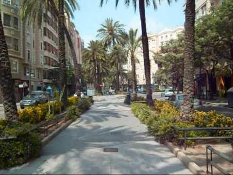 Avenida Reino de Valencia: The Street Where I Live.wmv