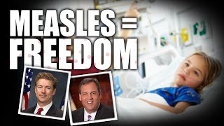 Measles Killing Kids Is The New Freedom