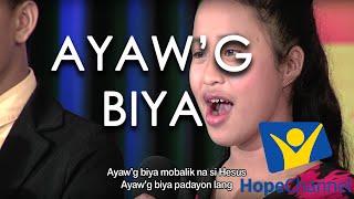 Video Ayaw'g Biya download MP3, 3GP, MP4, WEBM, AVI, FLV September 2018