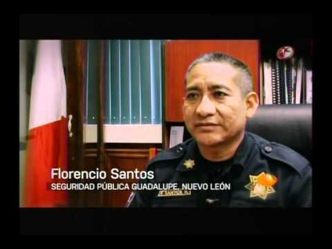 Policía cristiana en Guadalupe, N.L.