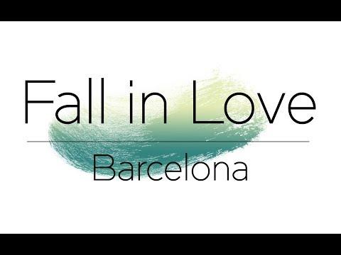 Fall in Love - Barcelona [ Lyrics ]
