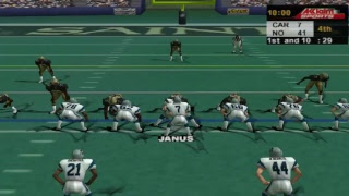 Nintendo Sports Weekend NFL Quarterback Club 2000 Part 2