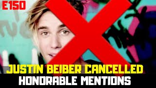 Justin Bieber CANCELLED By We Love Hip Hop/ Honorable Mentions | S4 E150