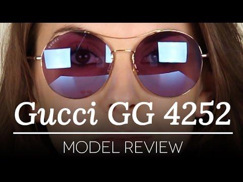 14e8125b391 Gucci Sunglasses Review - Gucci GG 4252 Technocolor Collection Sunglasses
